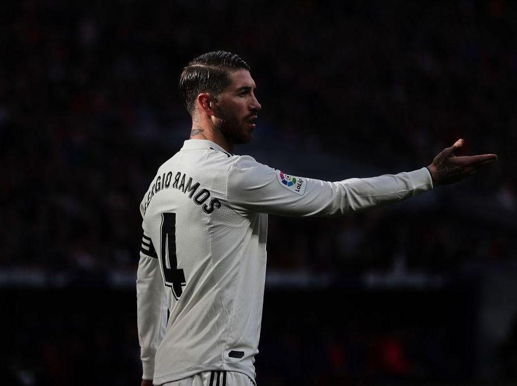 Kepada Rekannya, Sergio Ramos Bilang Akan ke...