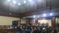 Hingga Sepertiga Malam, Edhy Prabowo Jalani Sidang Kasus Suap Ekspor Benur