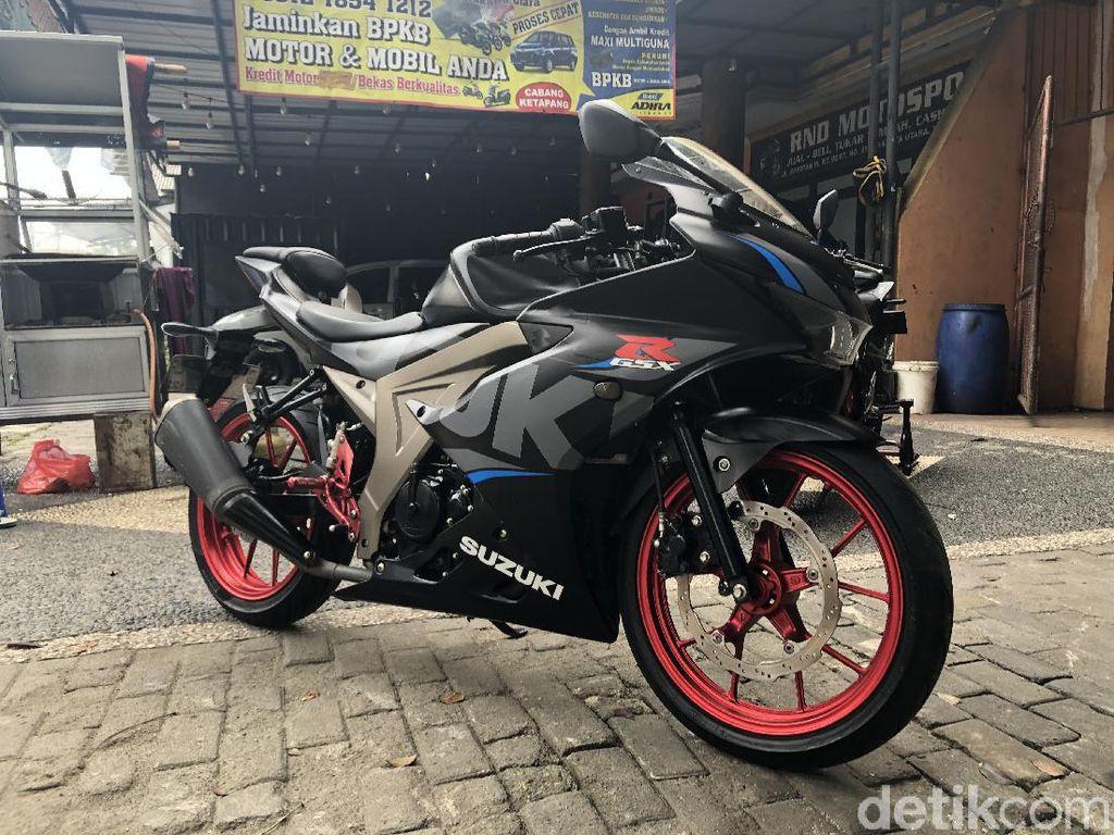 Cuma Rp 15 Jutaan Kini Kamu Bisa Punya Motor Sport 150cc Fairing