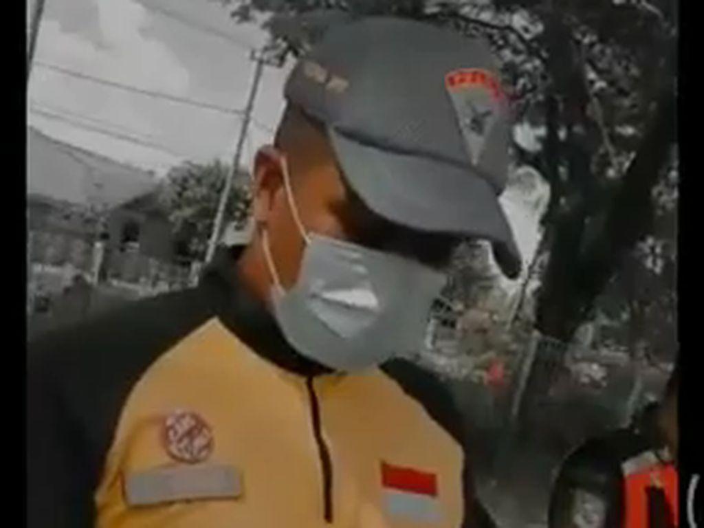 Viral Pemotor di Suramadu Pertanyakan Hasil Swab Petugas Penyekatan