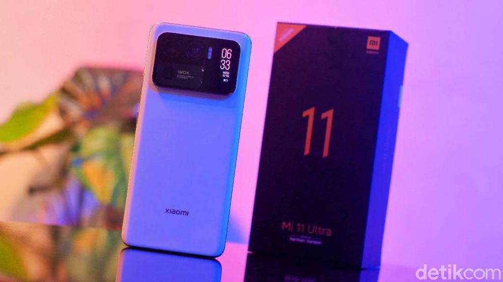 Unboxing Mi 11 Ultra, HP Termahal Xiaomi Harganya Rp 17 Juta