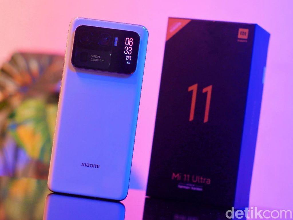 Review Mi 11 Ultra, HP Xiaomi Terbaik dan Termahal di Indonesia