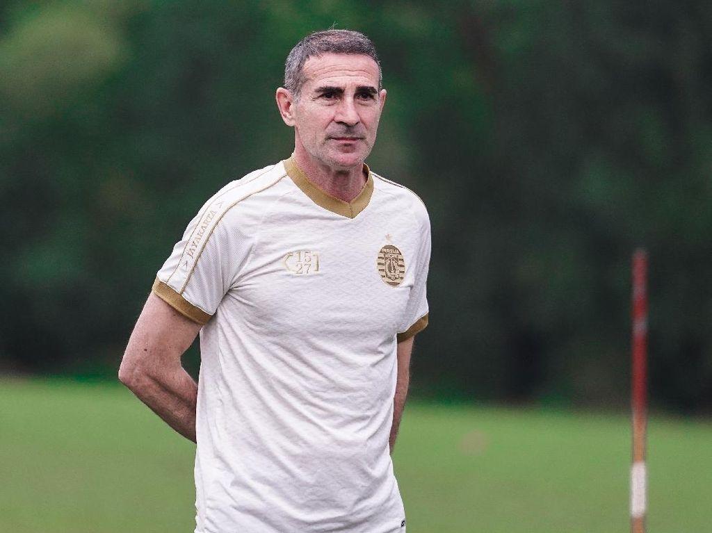 Angelo Alessio Mau Persija Uji Coba Sebelum Tampil di Liga 1 2021/2022