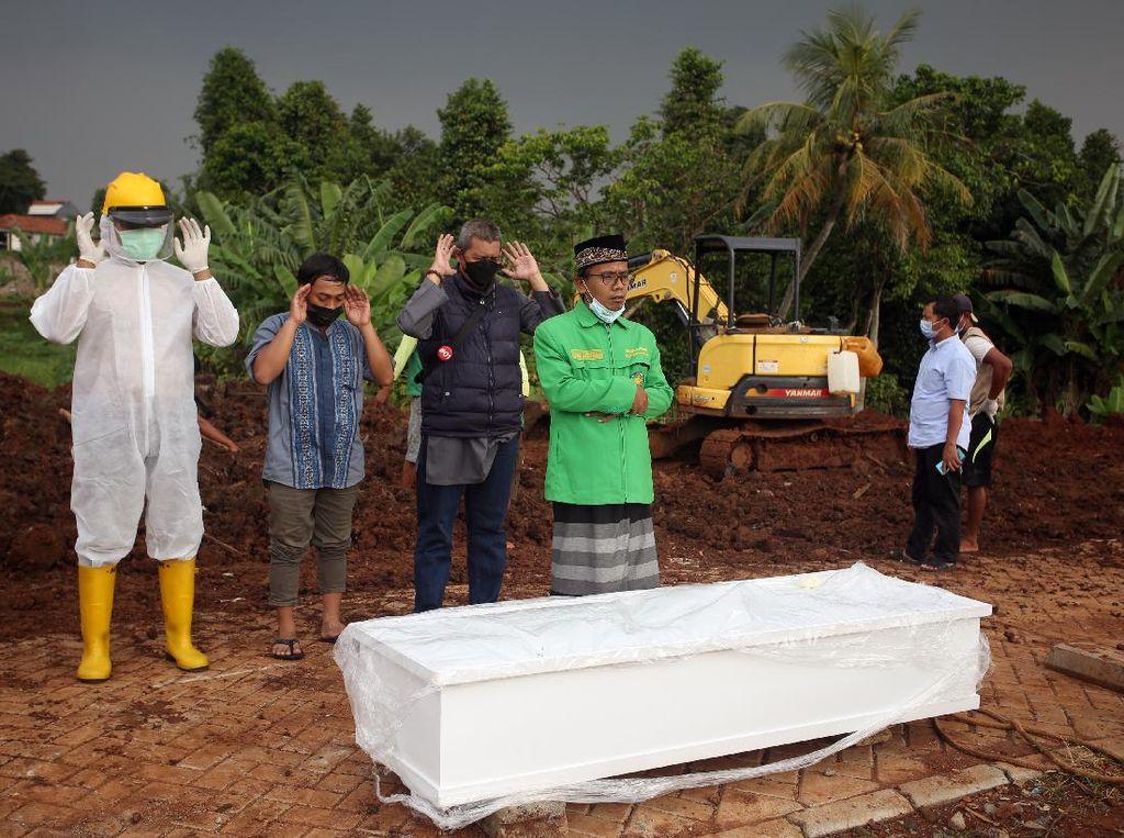 Waspada! Angka Kematian COVID di Tangerang Selatan Meningkat