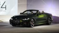 Spesifikasi dan Harga BMW Seri 4 di Indonesia