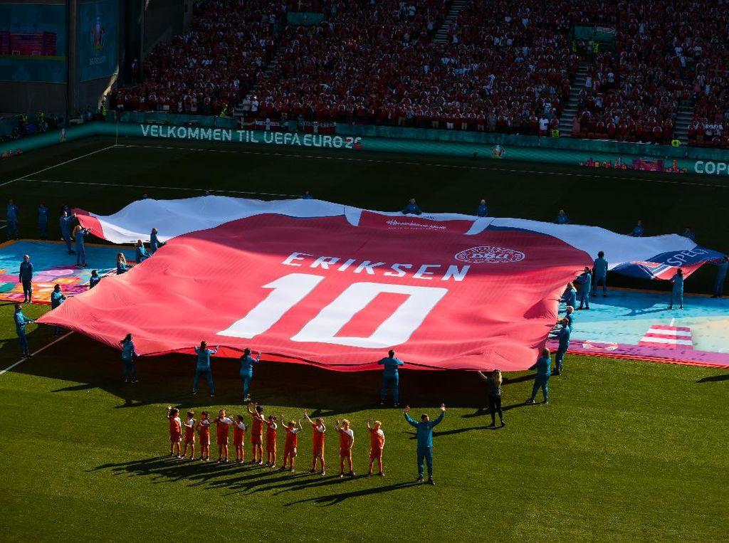 Euro 2020: Youll Never Walk Alone, Christian Eriksen!