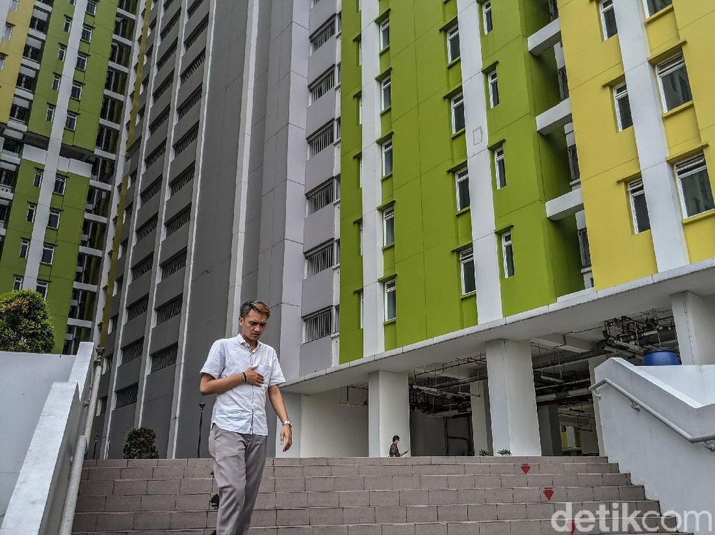 Sejarah Rusun Pasar Rumput: Apartemen Harga Kos di Tengah Kota Jakarta