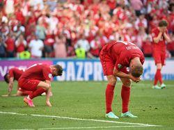Denmark Kalah Lagi di Euro 2020, Eriksen Beri Semangat