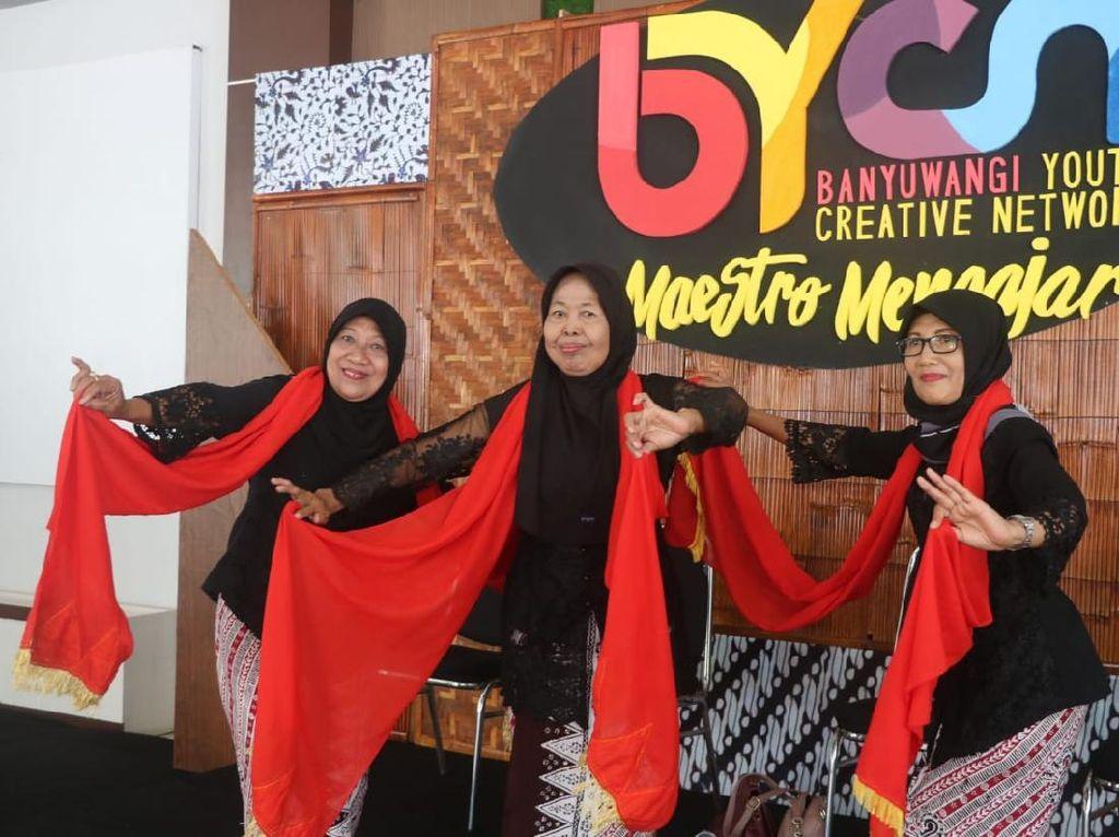 Festival Banyuwangi Youth Creative Network Gali Potensi Daerah-Ekonomi Kreatif