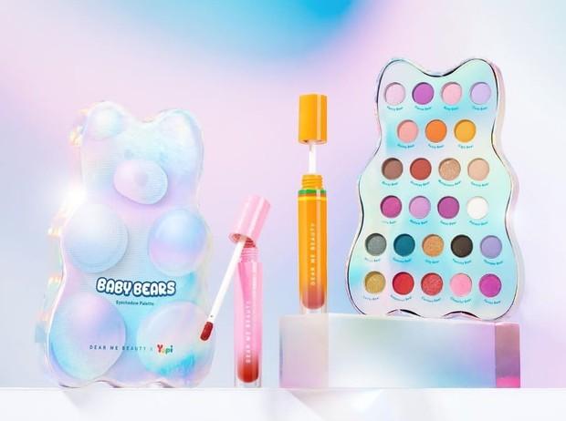 kolaborasi makeup terunik