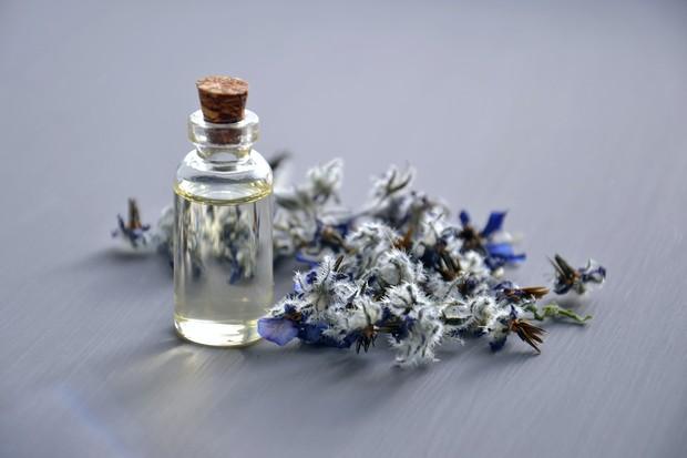 Wewangian pada parfum untuk notes