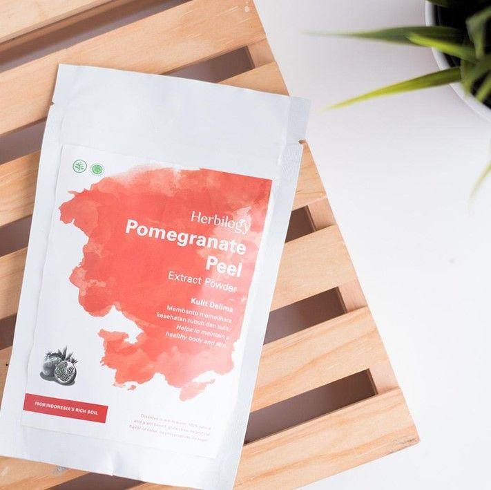 Herbilogy Pomegranate Peel Extract Powder