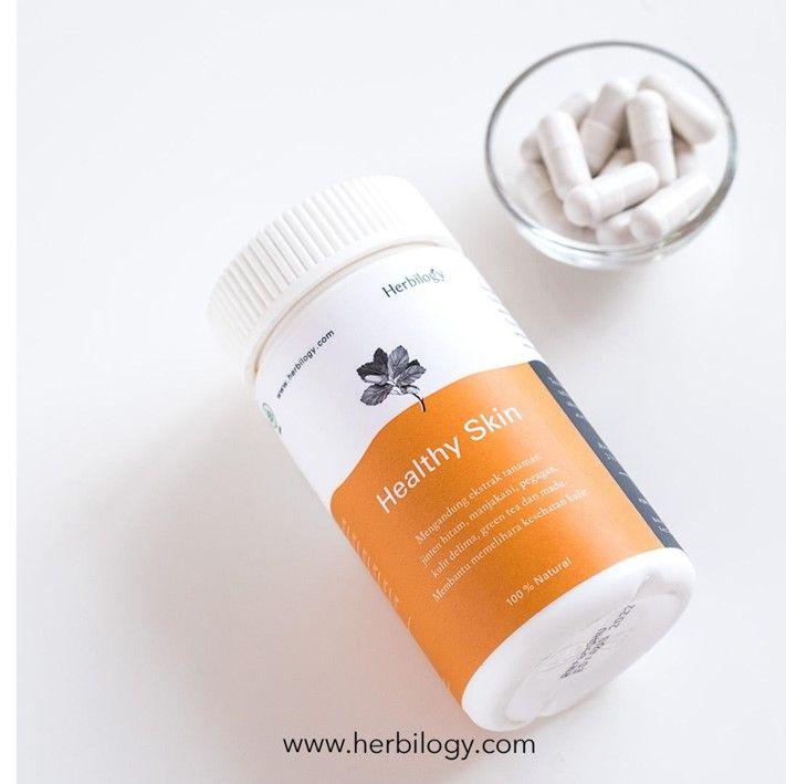 Herbilogy Healthy Skin Capsule