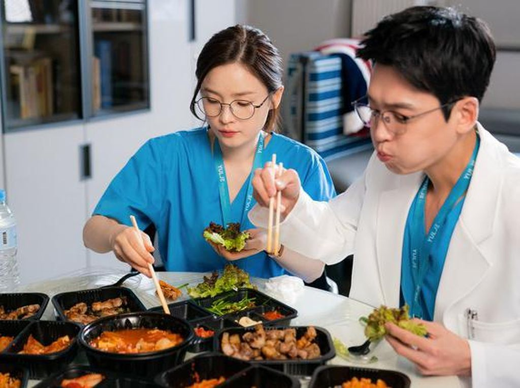 Hospital Playlist 2 Tayang, Intip Lagi 8 Makanan yang Pernah Bikin Ngiler
