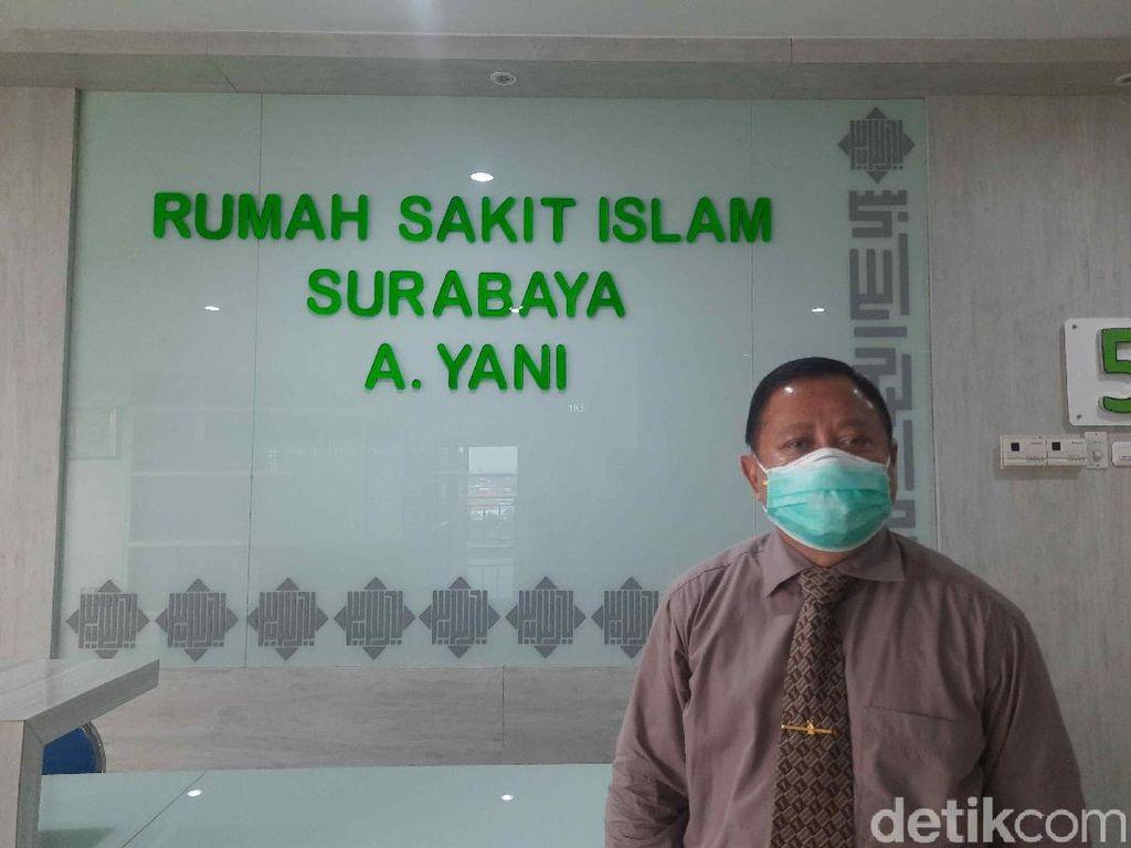 Pasien COVID-19 Terus Naik, Persi Jatim Minta RS di Surabaya Tambah Bed