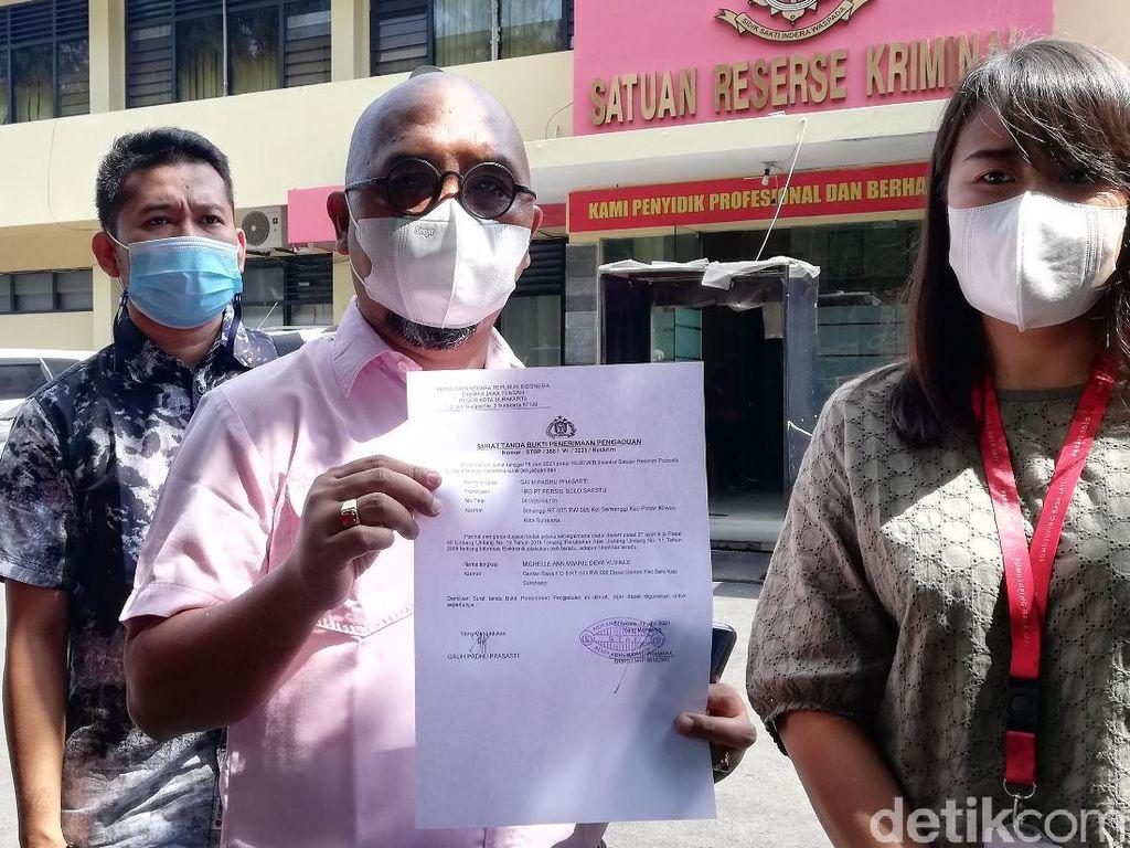 Buntut Kisruh Pemecatan PR, Persis Solo Lapor ke Polisi