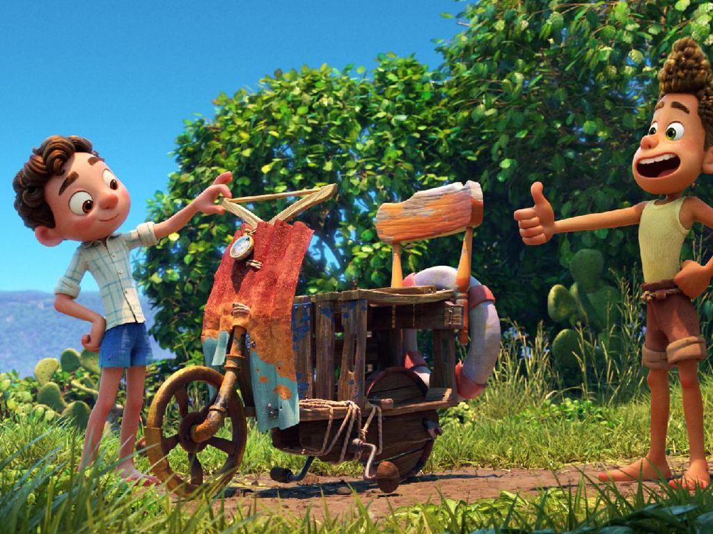 3 Hal yang Menarik dari Luca, Animasi Pixar yang Terbaru