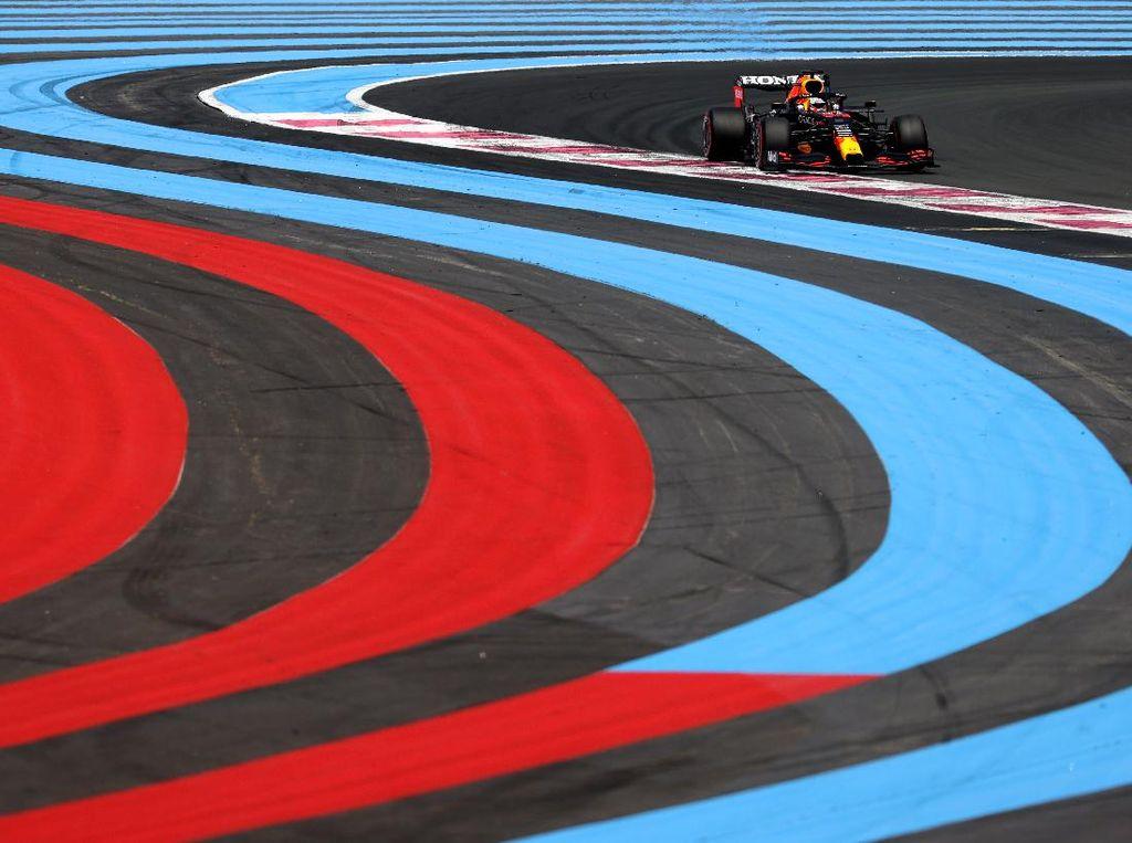 Hasil FP2 GP Prancis 2021: Verstappen Ungguli Duo Mercedes