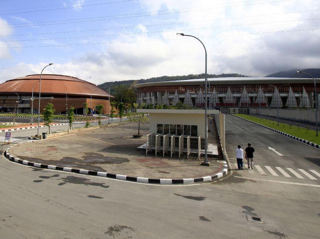 Sebulan Jelang PON Papua, Infrastruktur TIK Dijajal Dulu