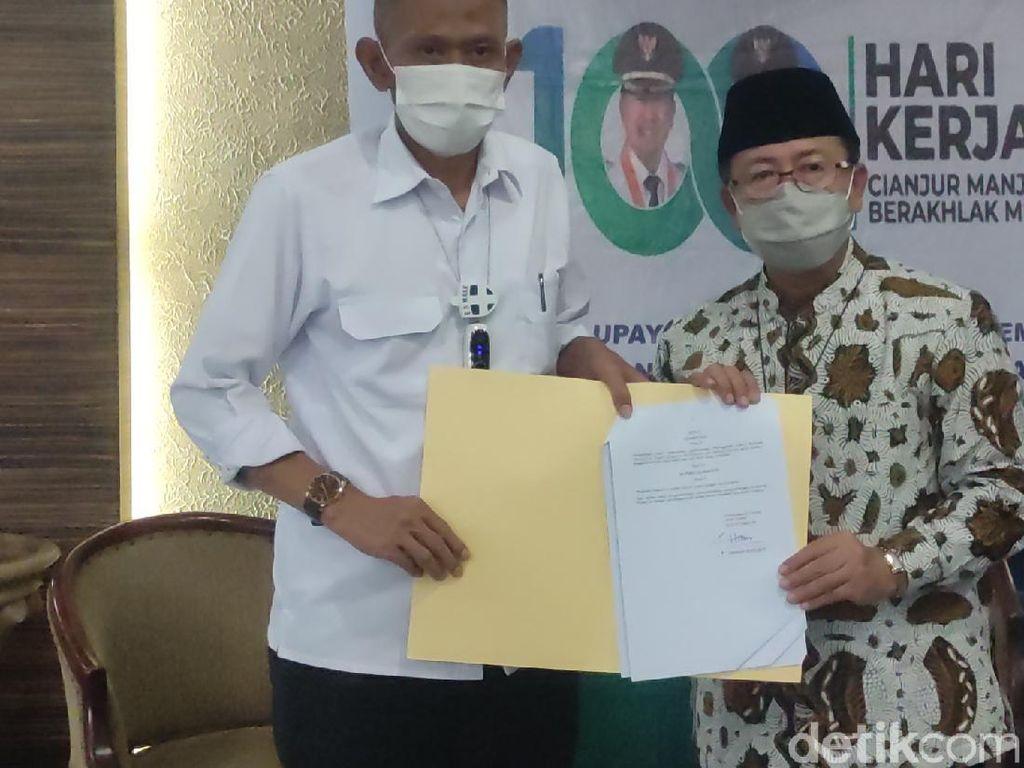 Perbup Larangan Kawin Kontrak di Cianjur Disahkan!
