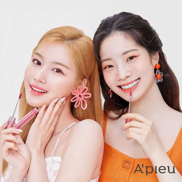 Sana dan Dahyun TWICE