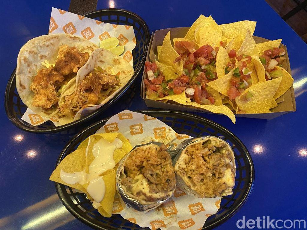 Taco Local: Destinasi Favorit Milenial untuk Makan Hidangan Meksiko