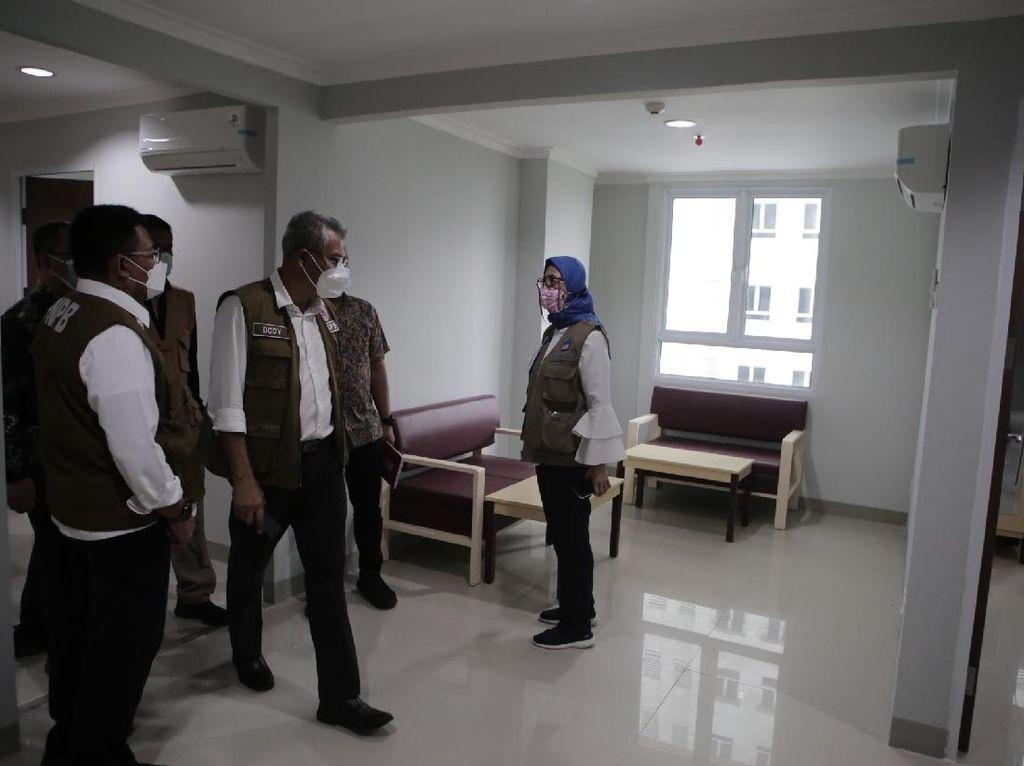 Pemerintah Siapkan 8.000 Tempat Tidur Pasien COVID-19, Ini Lokasinya