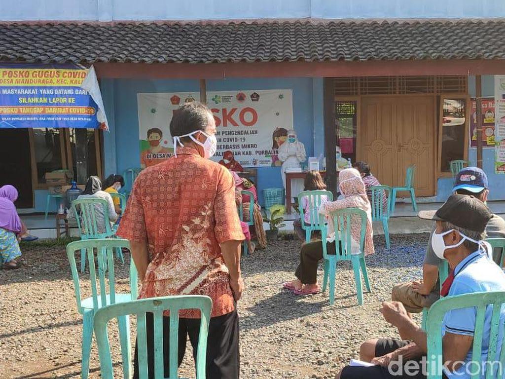 Kasus Corona Klaster Desa Manduraga Purbalingga Tambah Jadi 30