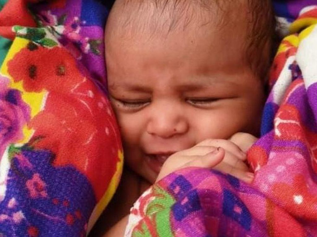 Dibuang ke Sungai Gangga, Bayi Usia 21 Hari Diselamatkan Tukang Perahu