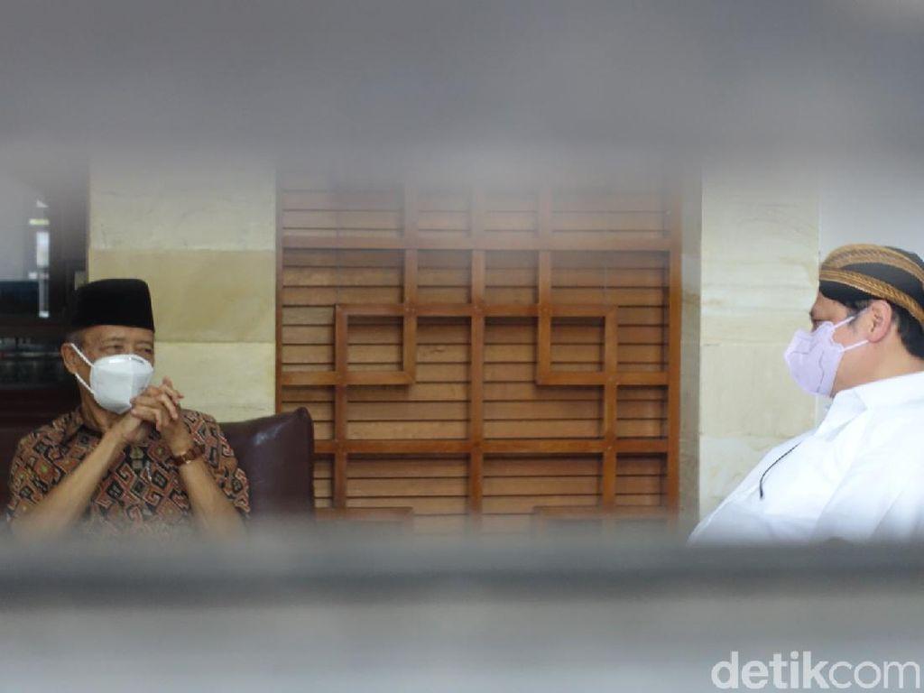 Minta Airlangga Tegakkan Pasal 33 UUD, Buya Syafii: Kewenangan Menko!