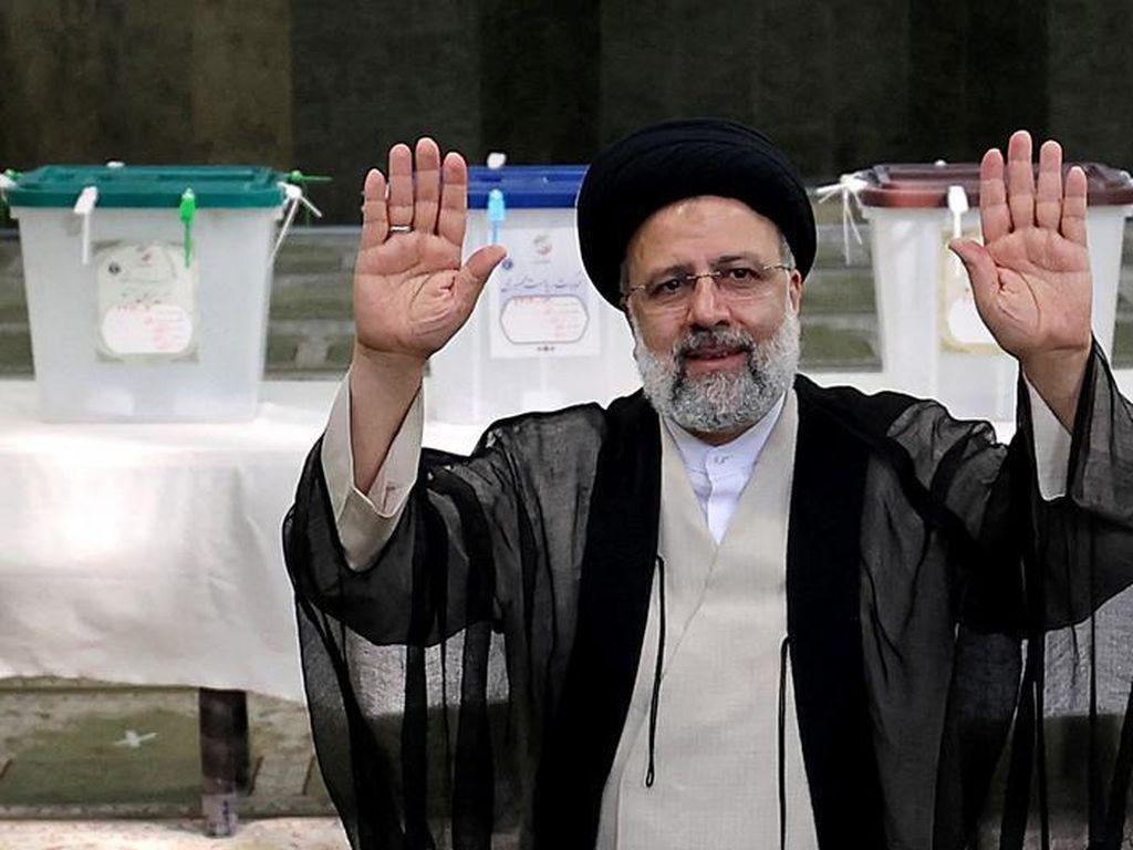 Presiden Terpilih Iran Ebrahim Raisi Ogah Bertemu Joe Biden