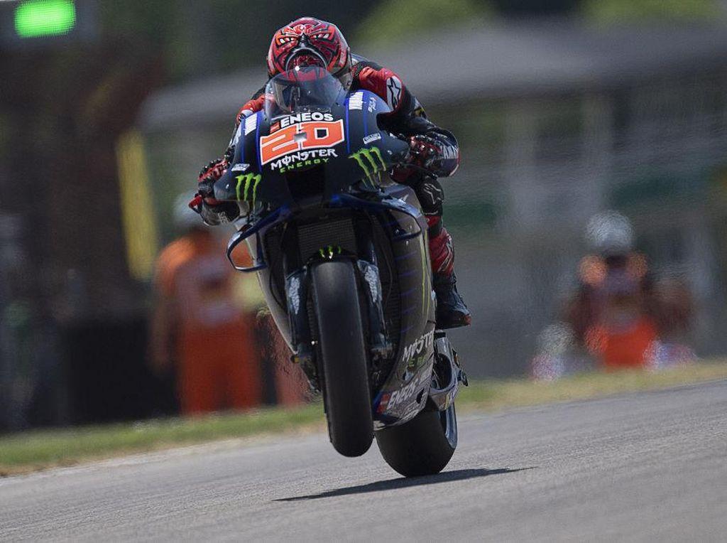 MotoGP Jerman: Quartararo Bocorkan Rahasia Kesulitan Tim Yamaha di Sachsenring