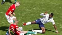 Hasil Hungaria Vs Prancis: Les Bleus Diredam 1-1