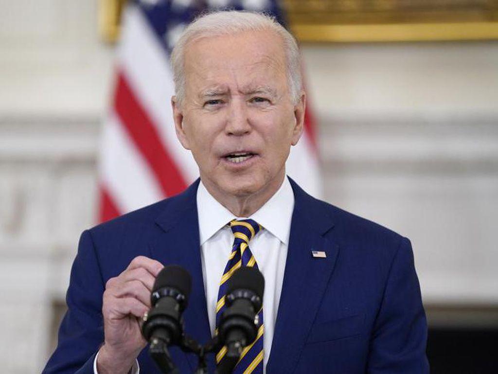 Biden Setop Perang AS di Irak, ABG Palestina Meninggal Usai Ditembak Israel