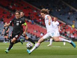 Hasil Kroasia Vs Republik Ceko: Laga Tuntas 1-1