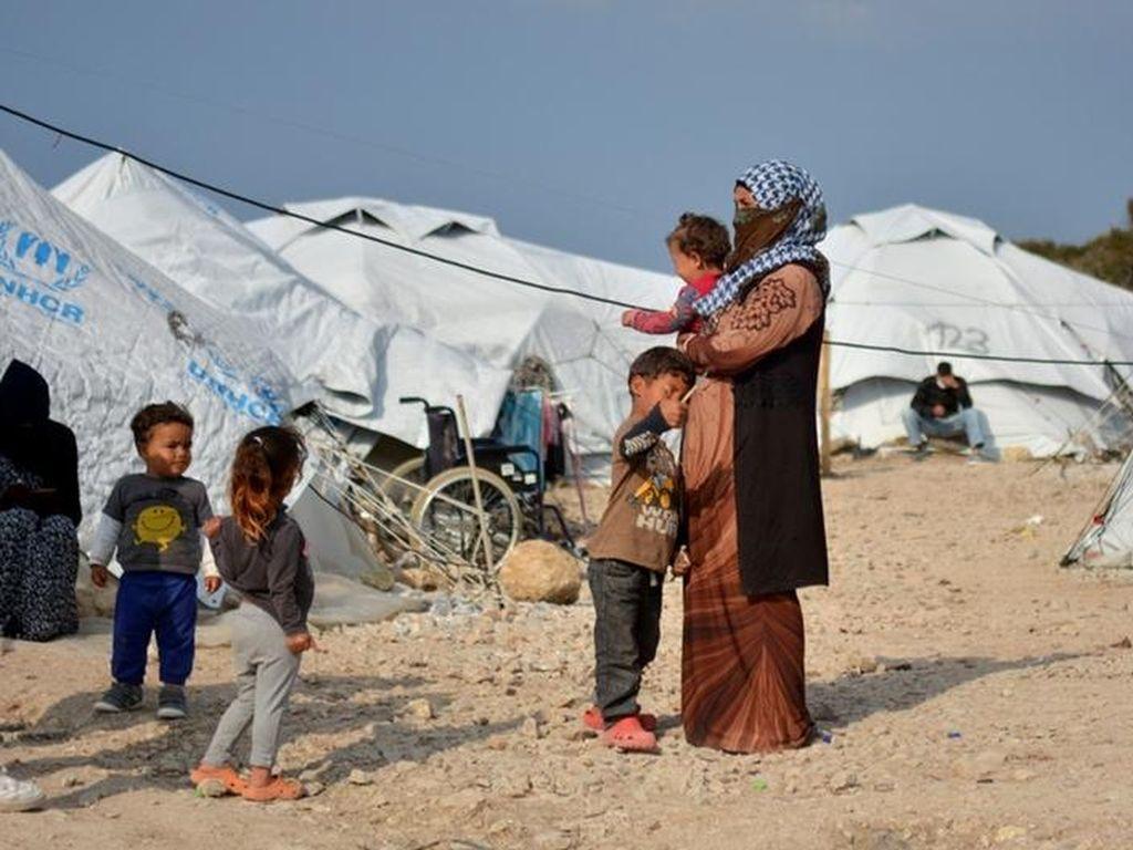 PBB: Ada Lebih 82 Juta Pengungsi di Dunia, 40 Persennya Anak-Anak