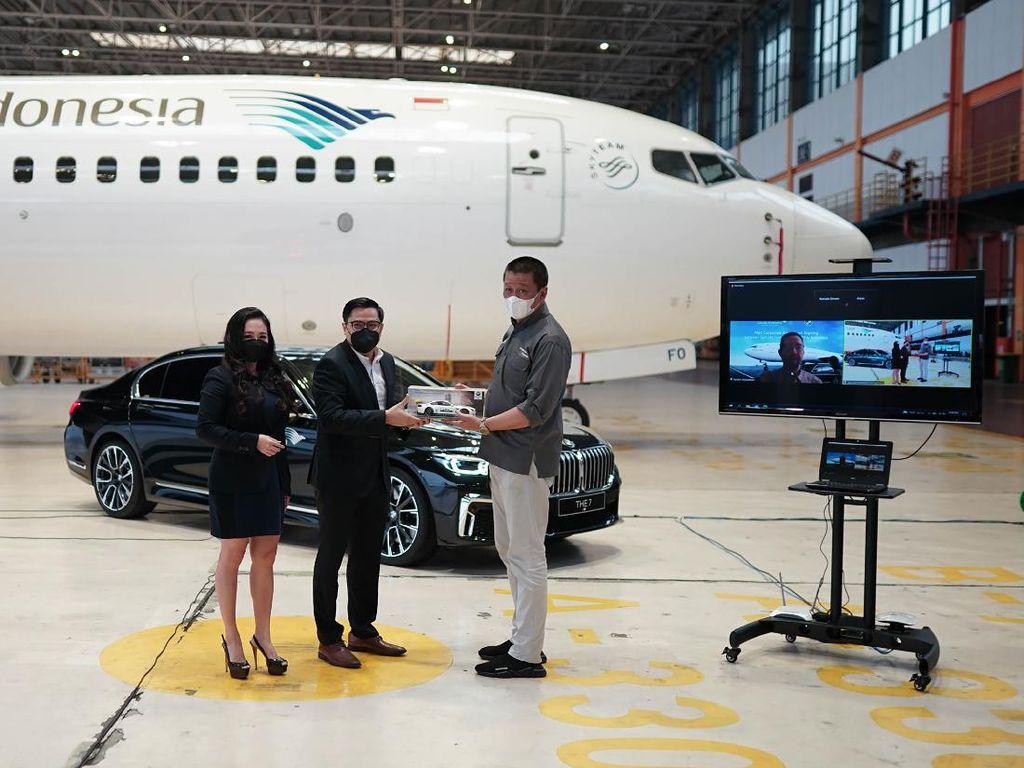 Siasat Garuda Gelar Rute Penerbangan Internasional di Tengah Pandemi