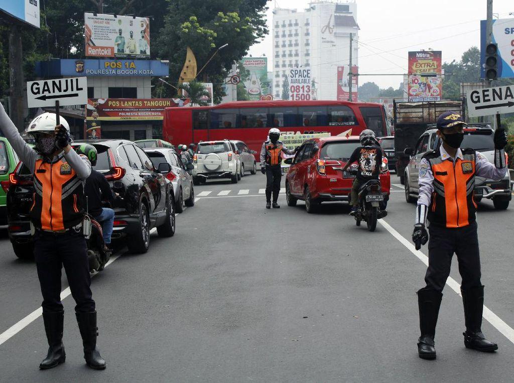 PPKM Kota Bogor: WFH 50%, Bioskop Buka, Mal Tutup Pukul 20.00