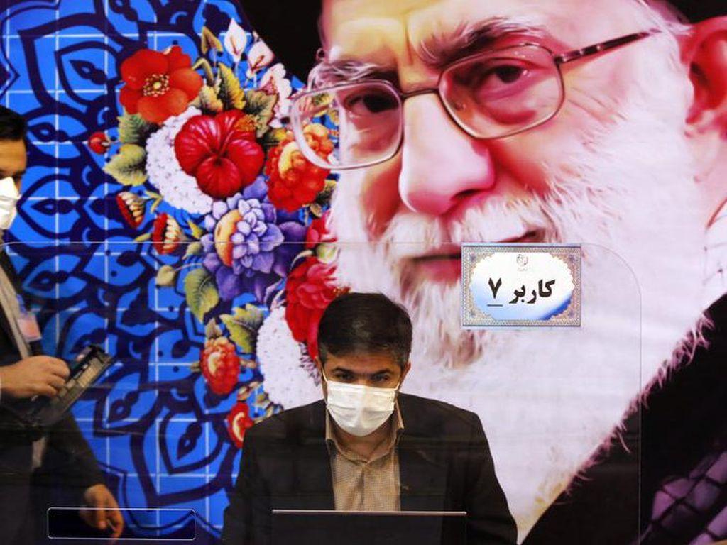 Baru Gelar Pilpres, Begini Sistem Pemerintahan Iran yang Unik