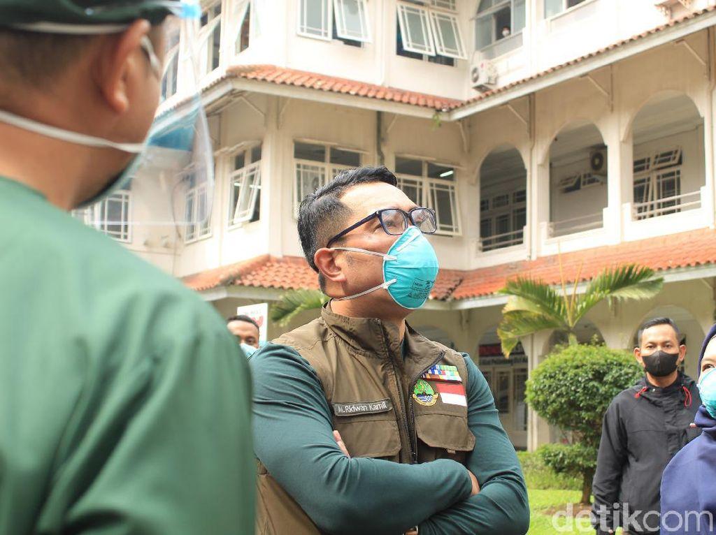 Ini Respons Ridwan Kamil-DPRD Jabar soal Vaksinasi COVID-19 Berbayar