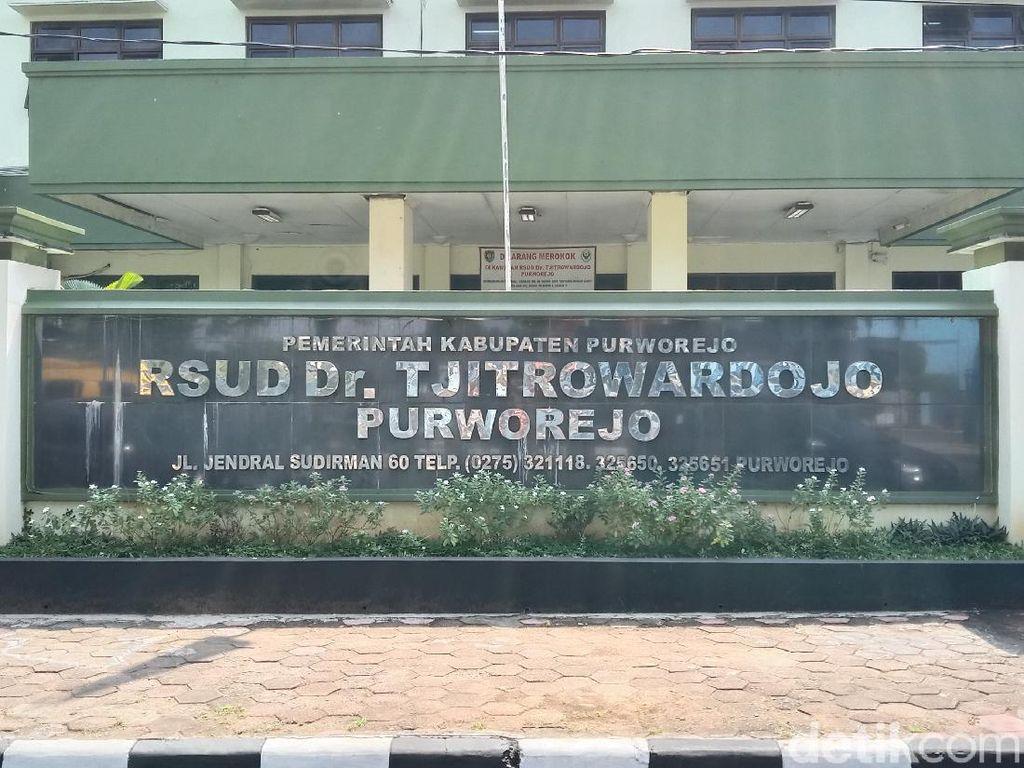 26 Nakes RSUD Purworejo Terpapar Corona, 1 Bangsal Ditutup