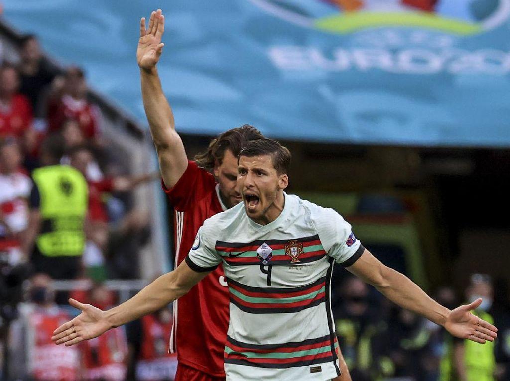 Portugal Vs Jerman: Ujian Sesungguhnya bagi Ruben Dias-Pepe