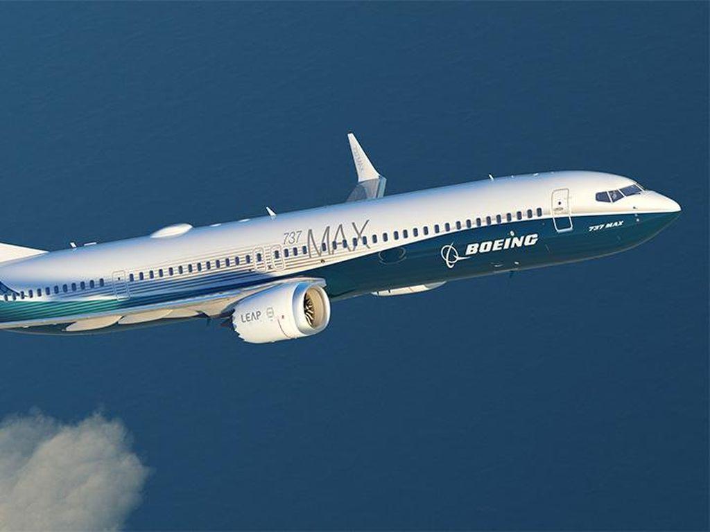 Boeing 737 MAX 10 Lakukan Penerbangan Perdana