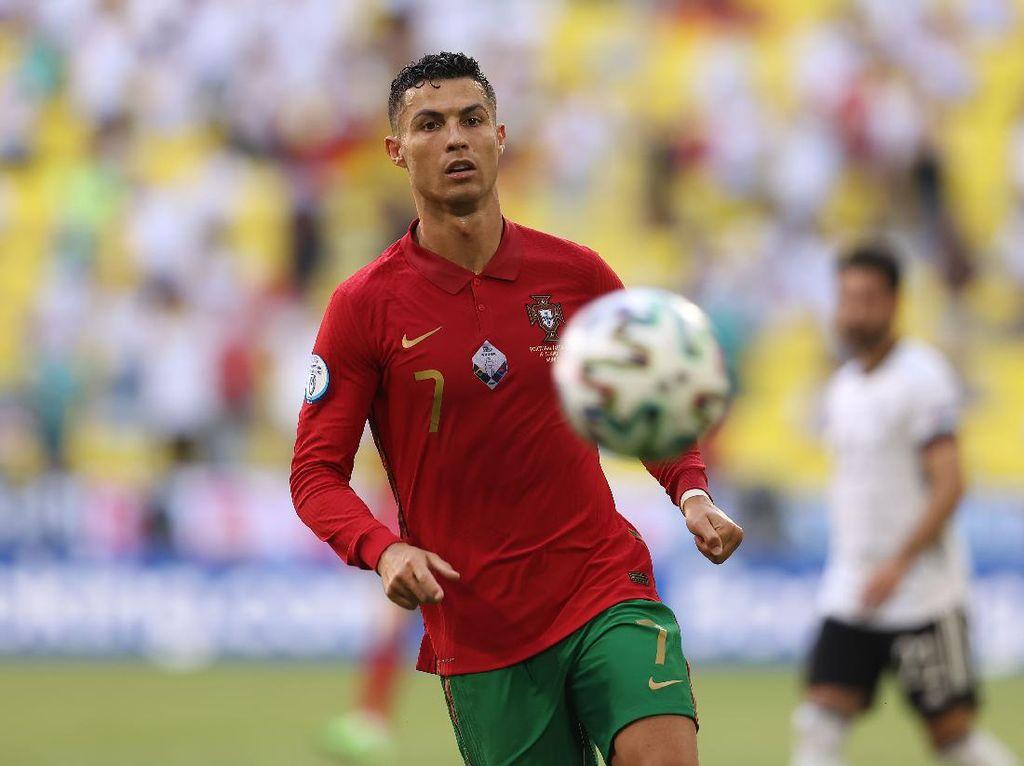 Top Skor Euro 2020: Ronaldo dan Schick Memimpin