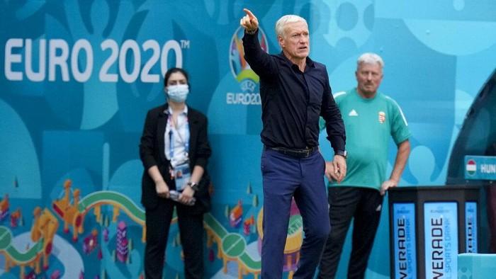 Euro 2020: Prancis Ditahan Hungaria, Deschamps Tetap Puas