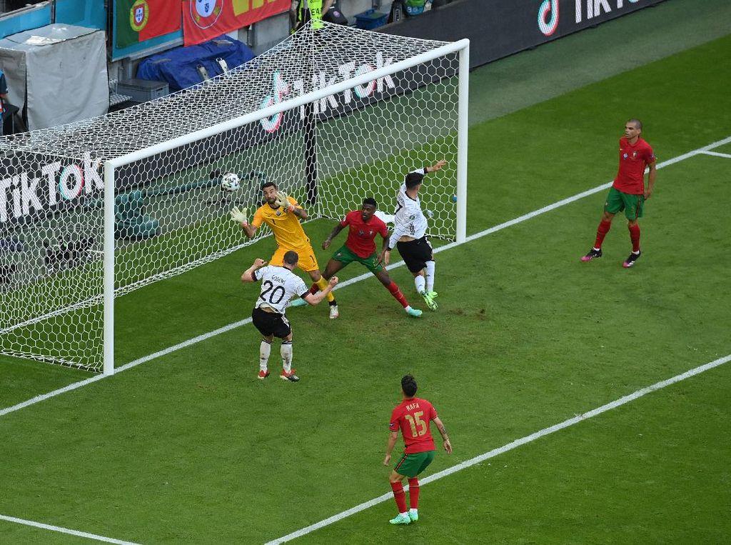 Portugal Vs Jerman: Die Mannschaft Lumat Juara Bertahan 4-2