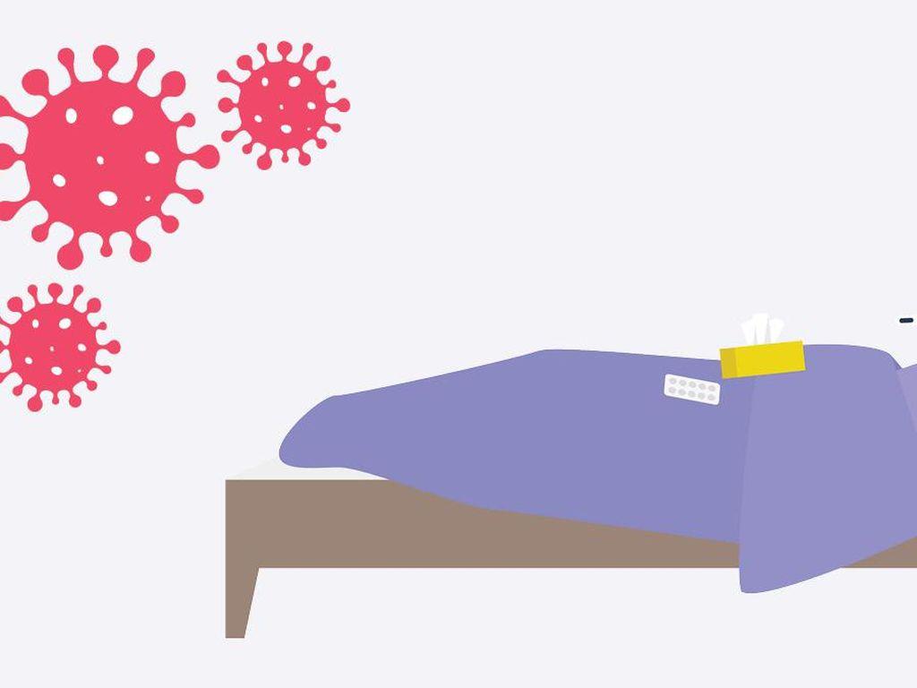 BOR Isolasi RS Rujukan COVID DKI Turun Lagi Jadi 37%, ICU 64%