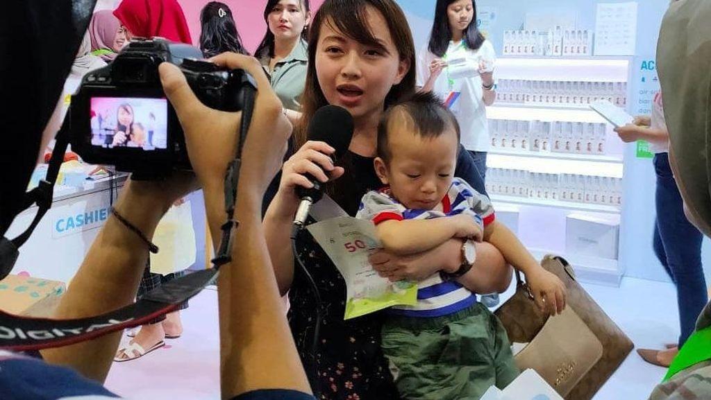 Ini Dia Sanitizer yang Aman untuk Bayi