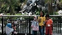Kasus Corona DKI Ngegas, Ragunan Masih Dikunjungi Wisatawan