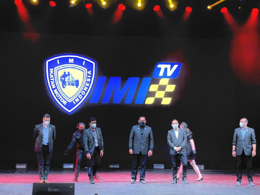 IMI Luncurkan Film Pendek Crazy Fast Indonesian 2 & IMI Sport TV